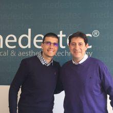 Más tecnología para Catalán Trauma