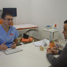 Participación del Dr Catalán en el Curso de Medicina Regenerativa de la Universitat Rovira i Virgili