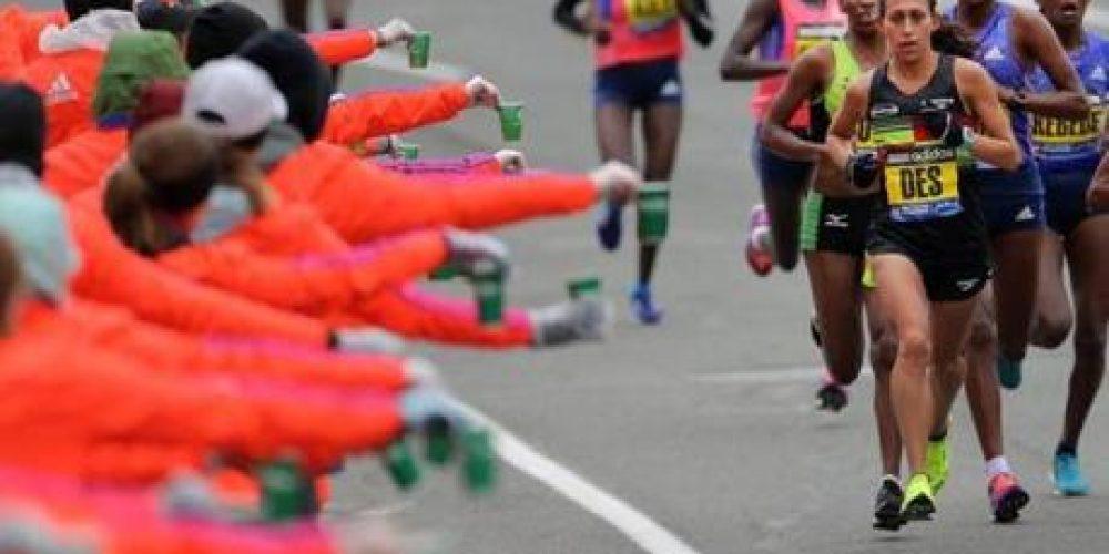 La hidratación al hacer deporte