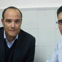 Acuerdo de colaboración con el CD San Cayetano