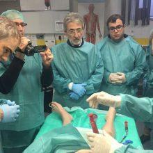 Catalán Trauma, sede del International Training Center de la Proteal Academy