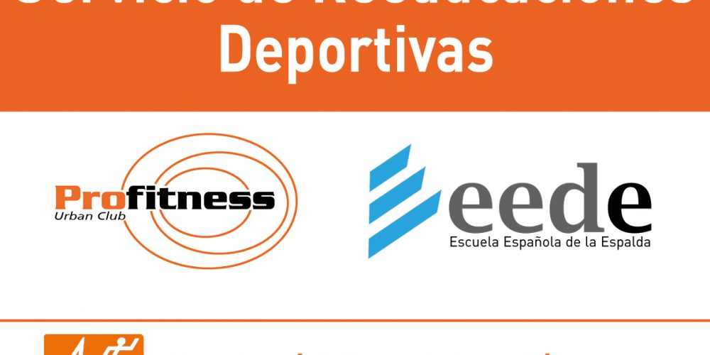 Catalán Trauma y Profitness Urban Club ponen en marcha el Servicio de Reeducaciones Deportivas